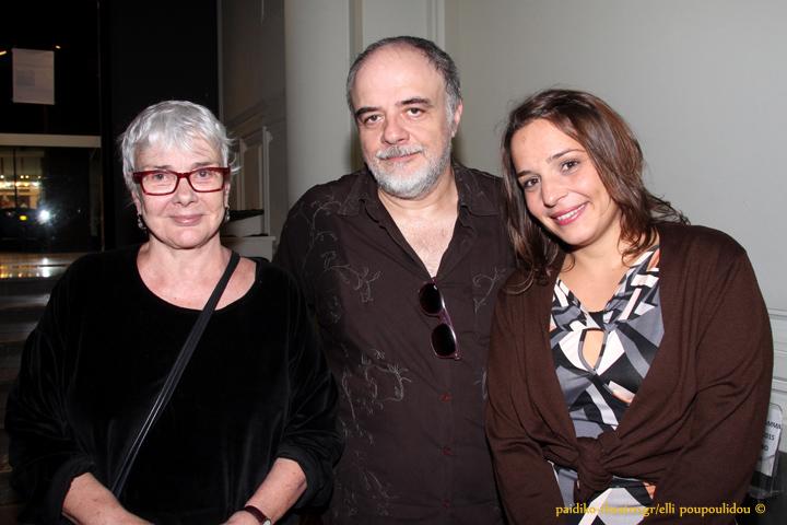 Ξένια Καλογεροπούλου-Θωμάς Μοσχόπουλος-Σοφία Πάσχου