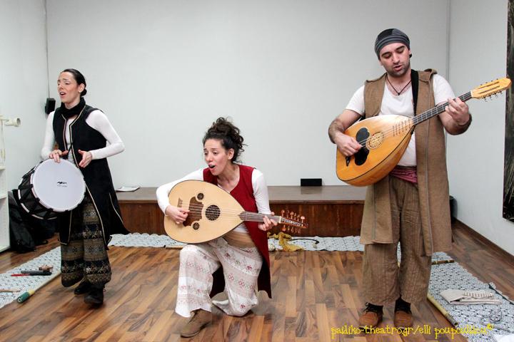 Έλενα Γεροδήμου-Άννη Ντουμούζη-Δαμιανός Νικολαϊδης