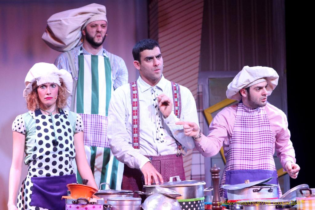 Είδαμε…«Σέρλοκ Χολμς. Ένα Μυστήριο με Νόημα» στο Γυάλινο Μουσικό Θέατρο
