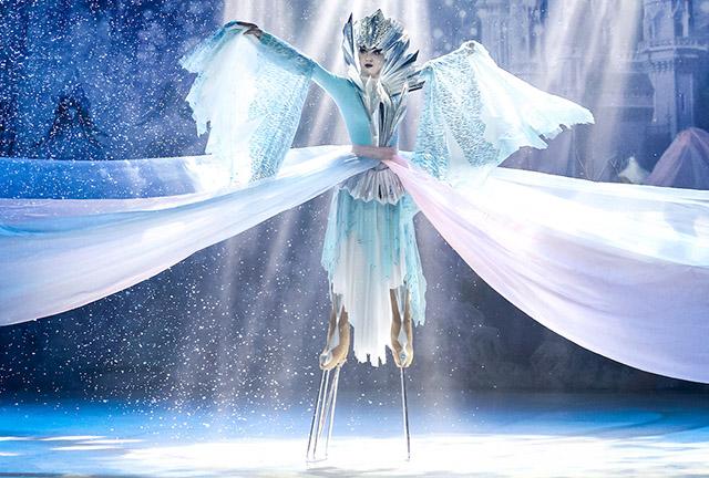 Κερδίστε προσκλήσεις για την «Βασίλισσα του χιονιού» στο ΤΑΕΚΒΟΝΤΟ