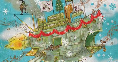 Χριστουγεννιάτικα Εργαστήρια Κόμικς για παιδιά στο Μέγαρο Μουσικής