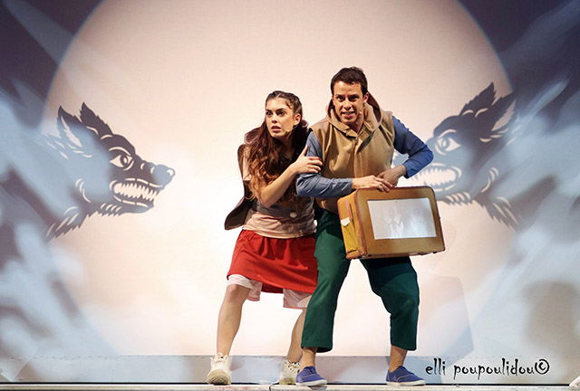 04717b9e3c21 Είδαμε…Το Αγόρι με τη Βαλίτσα στο θέατρο Κάππα