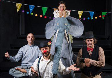 Κερδίστε προσκλήσεις για την παράσταση «Ο Τρομερός Εχθρός & ο Αλυσοδεμένος Ελέφαντας» στο Studio Μαυρομιχάλη