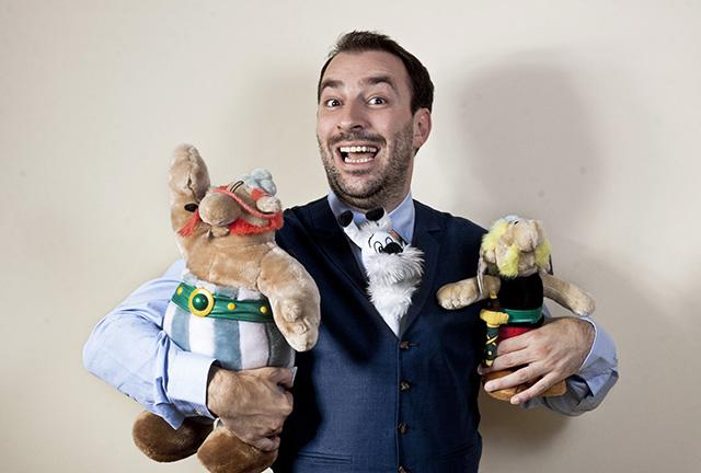 Comedy Club για παιδιά με τον Γιώργο Χατζηπαύλου