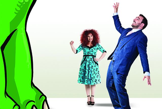Μέγαρο Μουσικής «Comedy club για παιδιά: Xmas Music Special»