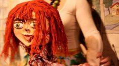 """Χώρος Τέχνης Ασωμάτων – Θέατρο Κούκλας της Ιρίνα Μπόικο """"White Puppet"""""""