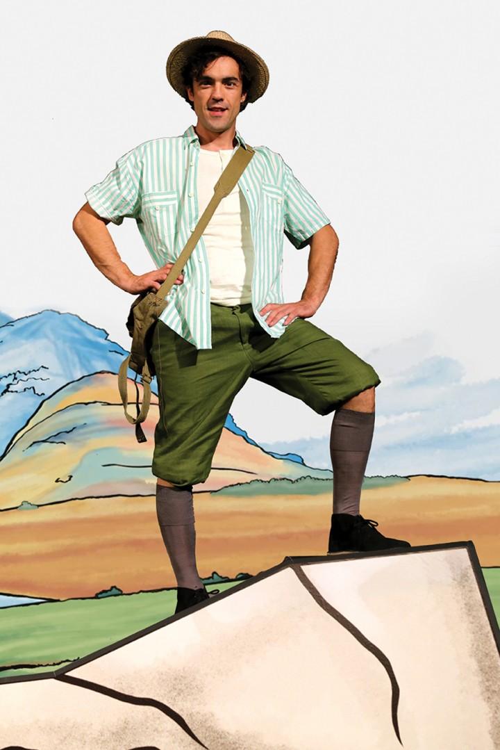 Πρεμιέρα για «Τα ψηλά βουνά» στο Θέατρο Ακροπόλ