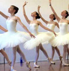 Παρουσίαση Ανώτερης Επαγγελματικής Σχολής Χορού Εθνικής Λυρικής Σκηνής