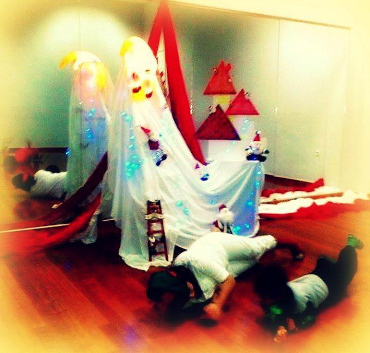 Χριστουγεννιάτικα θεατρικά εργαστήρια στο θέατρο 104
