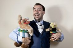 Stand up comedy για παιδιά στο Χυτήριο