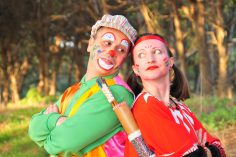 Sakito & Richi Fantasy «Η Ποκαχόντας πάει στο τσίρκο»