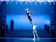 Ολοκληρώθηκαν οι παραστάσεις! Παλλάς «Billy Elliot The Musical»