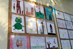 Η «Βατραπουνζέλ» στο Βυζαντινό Μουσείο μέσα από 932 παιδικές ζωγραφιές