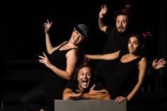 ΕΛΗΞΕ! Κερδίστε προσκλήσεις για την παράσταση «Παίζοντας με τους μύθους» στο Studio Μαυρομιχάλη