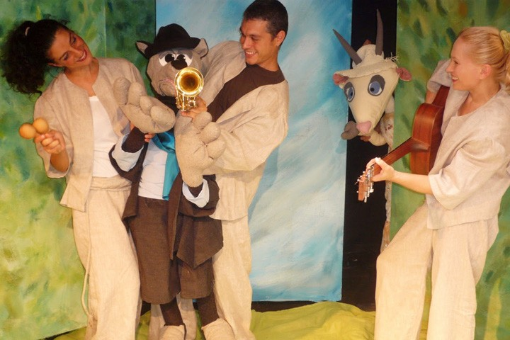 Χώρος Τέχνης Ασωμάτων – Θέατρο Κούκλας της Ιρίνα Μπόικο «People & Puppets' Svit»